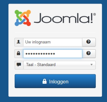 backen joomla inloggen 1place4ads